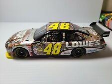 2009 Jimmie Johnson #48 Lowe's Realtree 1:24 NASCAR Action No Box