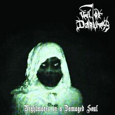 Veil of Darkness - Nightmares in a Damaged Soul CD 2015 dark ambient Striborg