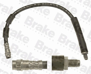 Citroen C4 MK1 All models 04-11 Front Caliper Brake Flexi Hose Non Handed