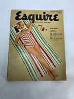Original Vintage 1952 Esquire Lena Horne Magazine