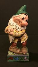 Disney Traditions Showcase Collection Bashful Timide Jim Shore Figurine