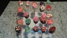 Chocolate covered marshmallows/Decorative marshmallows