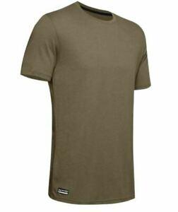Under Armour 1351776 Men's UA Tactical Cotton Tee Short Sleeve T-Shirt