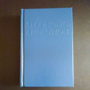 Alcoholics Anonymous 4th Fourth Edition 2001 Hardcover Book
