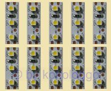 S354 - 10 Stück MINI LED Hausbeleuchtung 2,5cm WARMWEIß z.B. Häuser Waggons ...