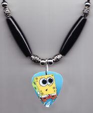 SpongeBob SquarePants Guitar Pick Necklace #1