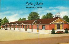 MONTPELIER ID SWISS MOTEL ROADSIDE LINEN P/C