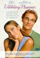 The Wedding Planner (DVD, 2001)