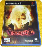 Devil May Cry 2 videogioco Capcom PS2 <=