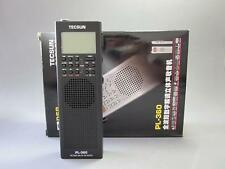 TECSUN PL-360 ETM PLL DSP World Band Radio PL360(Black)
