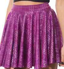 Black Milk NWT XS DISCO DOLL TARTAN CHEERLEADER SKIRT Museum SOLD OUT