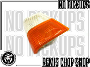 LH Left Side Indicator For Mitsubishi Galant A120 Parts A11 - Remis Chop Shop
