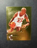 1995-96 Fleer Ultra Gold Medallion #25 Michael Jordan Chicago Bulls HOF MINT
