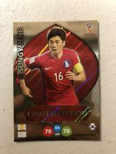 Official Panini FIFA World Cup Russia 2018 Limited Edition KI SUNGYUENG