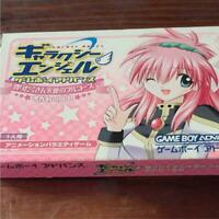 Galaxy Angel Nintendo GameBoy Advance GBA Merverous Used Japan tested F/S 2002