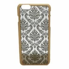Élégant Henna Design 3D Fleur Gold Case pour iPhone 6 S Plus-Achetez 1 obtenez 1...