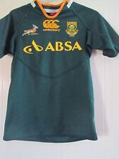 8feb7113568 South Africa 2013 Home Football Rugby Union Shirt Small chest /41722