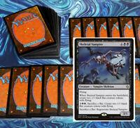 mtg BLACK SKELETAL VAMPIRE DECK Magic the Gathering rares 60 cards fallen angel