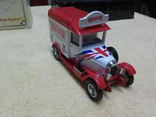 Diecast metal car