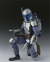 Star Wars Jango Fett Bounty Hunter Action Figure PVC 15CM Model Collection Gift