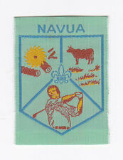 SCOUTS OF FIJI - FIJI ISLANDS NAVUA SCOUT DISTRICT PATCH