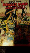 Gladstone, Donald duck adventures, #18
