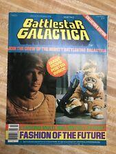 Battlestar Galactica Poster Magazine Issue 2