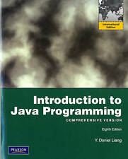 Introduction to Java Programming, Comprehensive by Liang, Y. Daniel