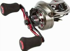 RAPALA SALDEAL 200 LP Baitcaster Right Hand Fishing Reel + Braid SDL200R