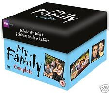 MY FAMILY: Complete Series 1-11 [BBC] (DVD)~~~~Zoe Wanamaker~~~~NEW & SEALED
