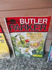 Butler Parker, Heft Nr. 480: Parker macht das Messer stumpf