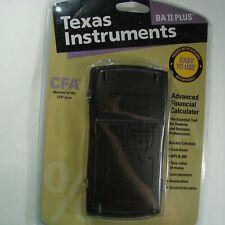 Texas Instruments Ba Ii Plus Calculator Financial Calculator Mip Book Ti