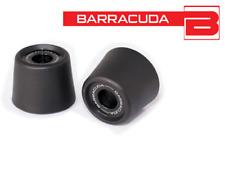 BARRACUDA RICAMBI TAMPONE SOLO PVC (COPPIA) PER TRIUMPH SPEED TRIPLE 2011