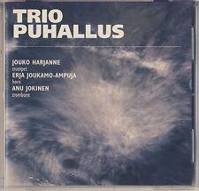 Wolfram, Poulenc, Sermila, Uber, Gabaye - Trio Puhallus (Jase) Like New