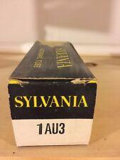 Sylvania 1Au3 Electronic (Vacuum) Tube (Nos) Original Box