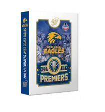 2018 AFL SELECT WEST COAST EAGLES PREMIERSHIP premiers SET OF 25 CARDS