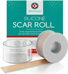 Silicone Scar Roll - Scar Removal