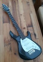 Tanglewood TE2 BK Black Baretta Electric Guitar