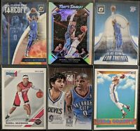 Lot of (6) Russell Westbrook, Including Donruss /199, Prizm silver & more insert