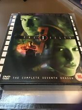 The X-Files - Series 7 (DVD, M-Lock Packaging) Brand New & Sealed