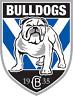 Sticker- NRL Canterbury Bulldogs (Big)