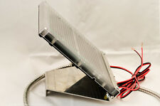 12-Volt Solar Panel w/ Mounting Bracket & Stainless Cable Sheath