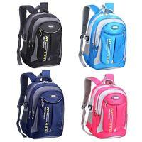Girls Boys Fashion Backpack Travel Rucksack Bags Children For Teenage School Bag