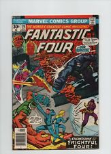 Fantastic Four #178 - Showdown With The Frightful Four - 1977 (Grade 6.0)