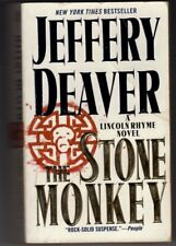 The Stone Monkey-by Jeffery Deaver-Suspense-BUY ANY 4 TO GET FREE SHIPPING!