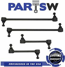 4 Pc Kit Front & Rear Sway Bar Link for Buick Allure LaCrosse Pontiac Grand Prix