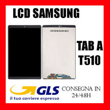 DISPLAY LCD TOUCH SCREEN SAMSUNG GALAXY TAB A 2019 10.1 T510 T515 VETRO SCHERMO