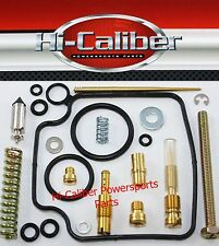 OEM QUALITY 2001-2004 Honda TRX 500 Foreman Rubicon Carburetor Rebuild Kit Carb