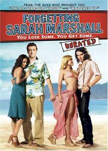 Forgetting Sarah Marshall (Unrated Widescreen Edition) - DVD - VERY GOOD