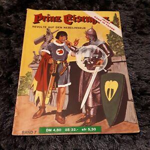 PRINZ EISENHERZ Band 7 Revolte auf den Nebelinseln, Hal Foster Comicalbum 1972